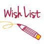 Immediate-Needs Wishlist